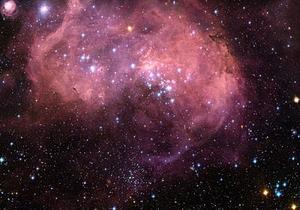 Телескоп Хаббл сделал фото космической сахарной ваты