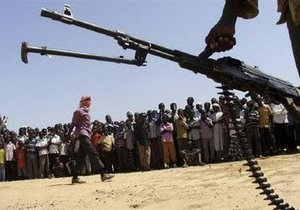 Исламисты захватили главную базу сомалийских пиратов