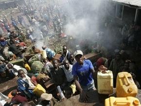 Власти Конго ввели комендантский час в городе Гома