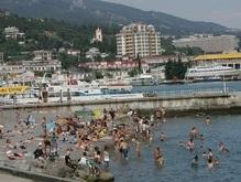 В Крыму уже отдохнуло более миллиона туристов