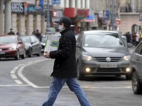 Борьба с гриппом А/Н1N1: Полтавская область просит 25 млн гривен