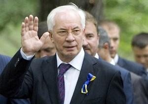Вслед за Миллером почву для завтрашних переговоров по газу готовит Азаров: Соглашение с РФ - неблагоприятное