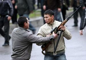 Власти Кыргызстана будут выкупать оружие у населения