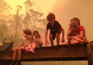 Аномальная жара в Австралии: температура может побить абсолютный рекорд