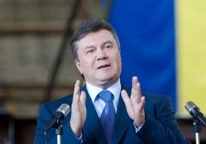 Опрос: За Януковича готов проголосовать каждый шестой украинец