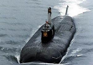 В России вспоминают погибших моряков с атомной подлодки Курск