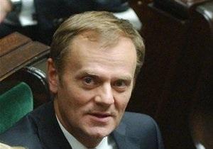 Польский премьер оценил шансы Украины на подписание Соглашения об ассоциации с ЕС