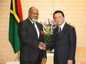 Премьер-министр Вануату отправлен в отставку за прогул заседаний парламента