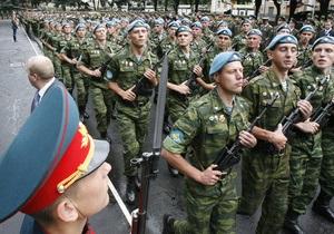 В экипировку российских десантников добавят элементы ГЛОНАСС