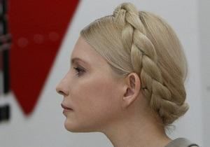 Тимошенко: Украинцы уже начинают завидовать египтянам