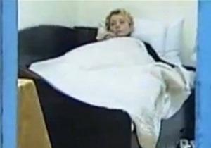 Пенитенциарная служба: Медосмотры Тимошенко проводятся не менее трех раз в день