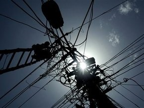 Сегодня Украина возобновляет поставки электроэнергии в Беларусь
