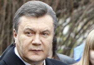 Наша Украина обещает встретить Януковича во Львове акциями протеста