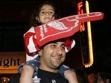 Детройт отметит победу в Кубке Стэнли парадом