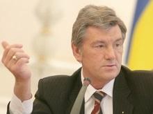 Ющенко сегодня поедет в Бородянку