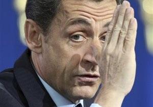 Саркози заявил, что не допустит военной операции против Ирана
