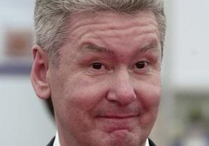 Опрос: Каждый второй россиянин поддерживает назначение Собянина на пост мэра Москвы