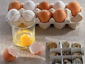 В Британии будут продаваться разбитые яйца