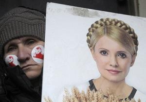 Опрос: Почти две трети украинцев видят политическую подоплеку в деле Тимошенко
