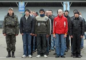 Украинскую армию пополнили 26 тысяч человек