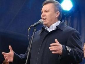Янукович пояснил, почему прервал переговоры о коалиции с БЮТ