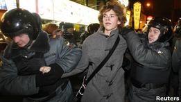 Организаторы митинга в Москве обещают проход к Болотной