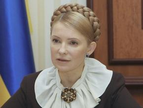 Тимошенко:  Политика НБУ по поддержке курса гривны неэффективна