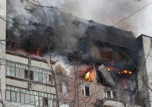 Взрыв газа в жилом доме в Томске: установлены личности погибших