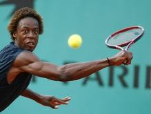 Француз пробился в четвертьфинал Roland Garros