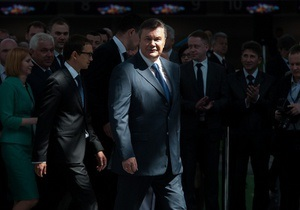 Reuters: Украина выбирает парламент Януковичу