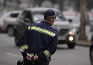В Сумской области сотрудники ГАИ применили оружие, чтобы остановить пьяного водителя