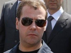 Медведев прибыл в Южную Осетию (обновлено)