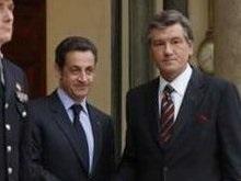 Саркози планирует посетить Украину