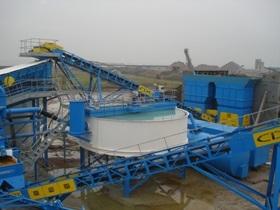 Компания  Актис Групп  познакомила своих клиентов с промывочным оборудованием CDE на заводах Великобритании