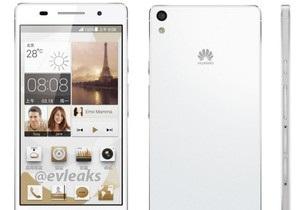 Huawei Ascend P6. Каким получился самый тонкий смартфон в мире