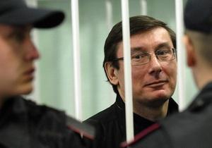 Защита Луценко уверена, что его освободят после решения ЕСПЧ