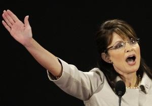 Сара Пэлин поблагодарила Обаму и Буша-младшего за уничтожение бин Ладена