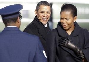 В США арестован мужчина, угрожавший убить Обаму и его жену
