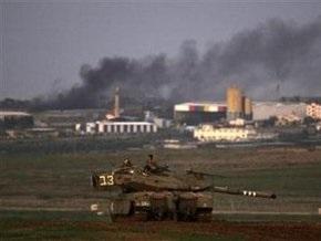 Украина обеспокоена эскалацией военных действий в секторе Газа