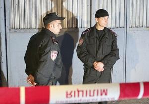 В селе под Киевом жестоко убиты генерал-майор в запасе и его сын