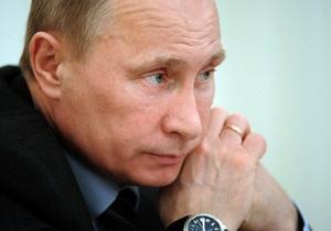 Путин стремится экспортировать энергоресурсы на восток