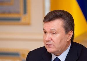 Янукович утвердил положение о Госэкспортконтроле Украины