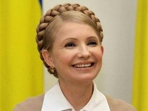 Тимошенко считает категорически недопустимым возвращать закачанный газ