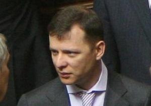 Ляшко в суде ударил папкой 19-летнего киевлянина, убивавшего бездомных собак