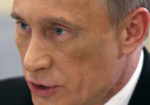 СМИ: Путин приезжал в Киев с синяком на лице