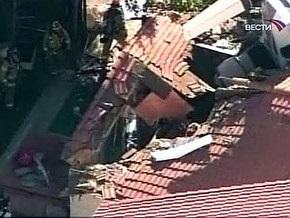 Во Флориде легкомоторный самолет упал на жилой дом