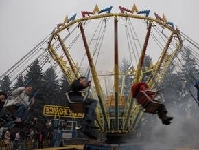 В одном из киевских парков появится 70-метровое колесо обозрения