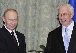 Российский политолог считает, что Азаров раздражает Путина