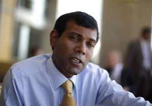 Массовая антиправительственная акция протеста прошла на Мальдивах