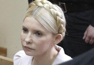 В пенитенциарной службе заявили, что не отказывали содокладчикам ПАСЕ в свидании с Тимошенко